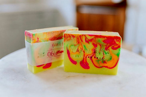 Happiness Soap - Slices