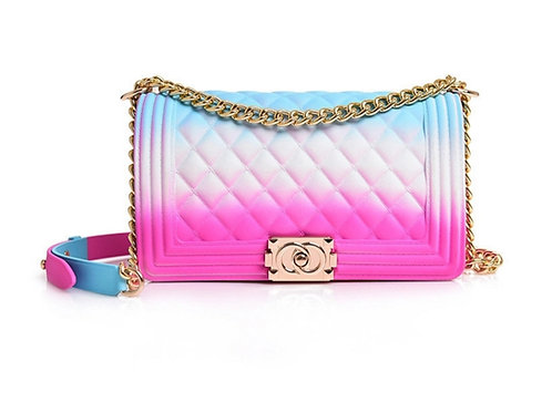 Cotton Candy chain bag