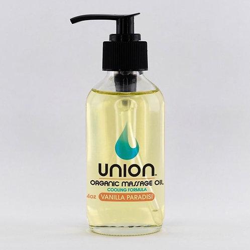 SPA Union Massage Oil - Vanilla Paradisi Cooling