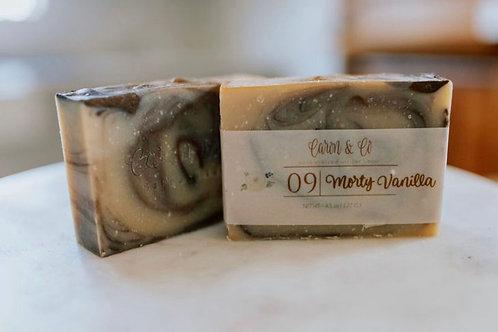 Morty Vanilla Soap - Slices