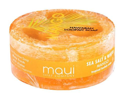 Mango Exfoliating Loofah Soap 4.75oz