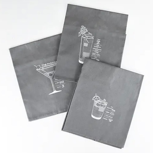 Bar Cart Cocktail Towels