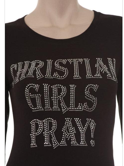 Christian Girls Pray