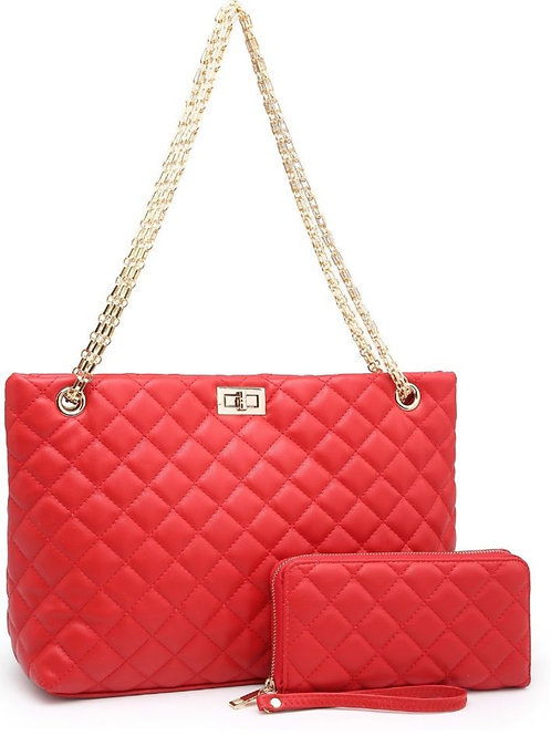 Quilted Luxe