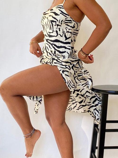 Z-BRA SHIFT DRESS
