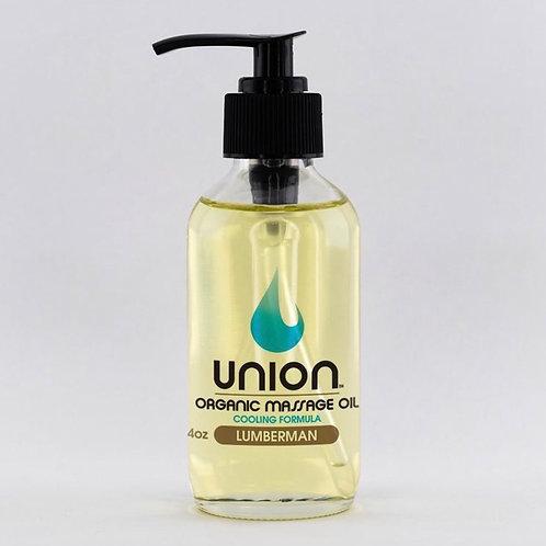 SPA Union Massage Oil - Lumberman - Cooling