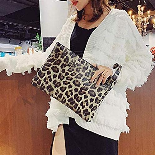 Classic Diva *Beige Leopard