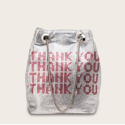 Thank you, thank you handbag