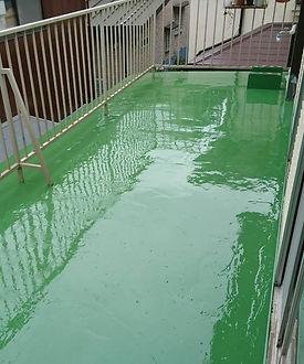 雨漏り施工事例2