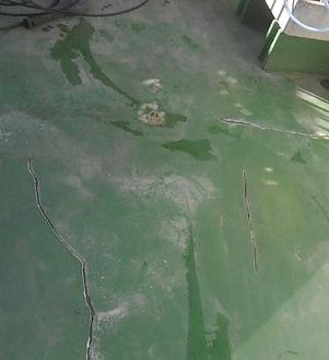 雨漏り施工事例1