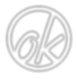 OK総合建築株式会社(オーケー総合建築株式会社)ロゴWhite