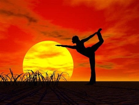Pop up Sun Power Yoga 2 hour Flow