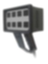 UVE365 H2-24W FL UV LED handlamp with extra large and uniform beam