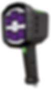 UVE365 H1-18W FL UV LED handlamp with electronic LED monitoring for maximum process security