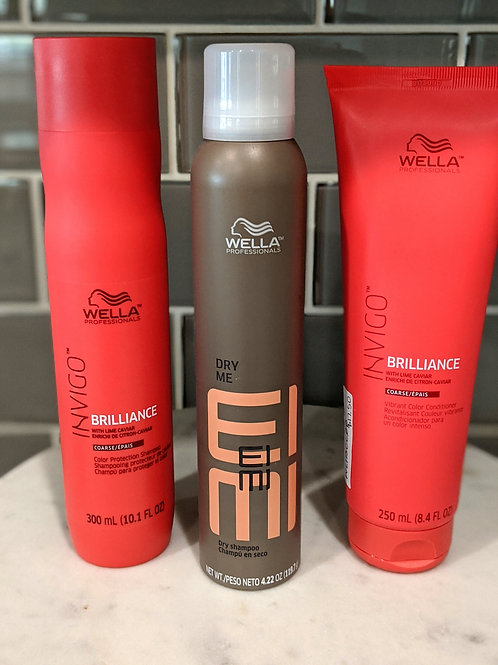 Wella Coarse Care Kit