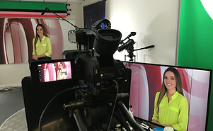 TV Presenter courses london