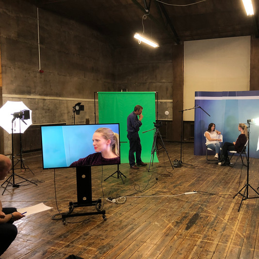 TV Presenting courses