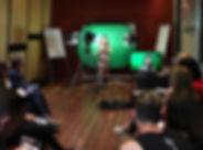 TV Presenter Training