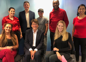 Mike Read Joins Us On Our 5 Day Masterclass