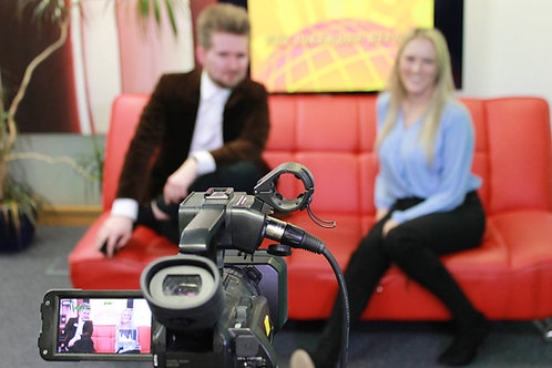 Confidence on Camera Day Course