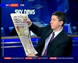 News presenting course