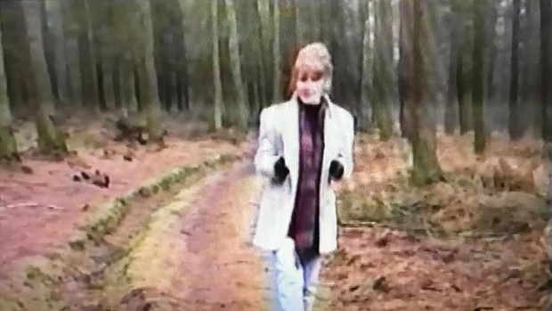 Reporting for UNN - A strange encounter in Hanchurch Woods, England
