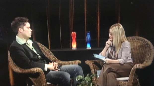 Interviewing Expert Guest - David Sereda