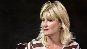 Interviewing Aura Expert - Barbara Martin on the TV show