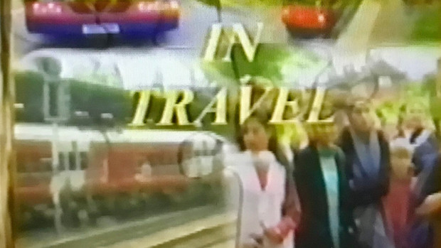 Presenter of Educational/Governmental video - Partnerships in Travel