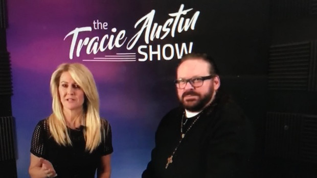 Interviewing Reverend Shawn whittington on the show
