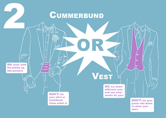 Part 2 of a series answering common questions regarding wearing a tux to your wedding.