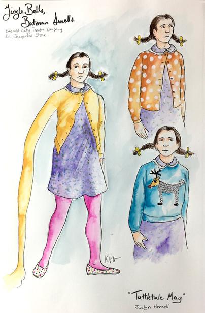 Costume Rendering
