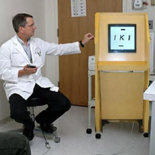 ONLINE VISUAL ACUITY TESTS