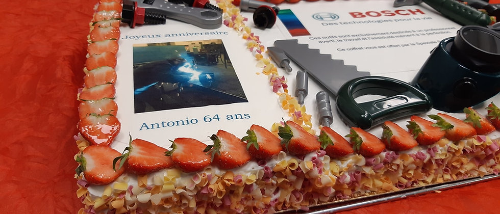 Gâteau Bosch