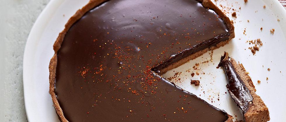 Sablé Chocolat noir 53% Belcolade
