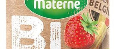 Confiture Bio fraises Materne