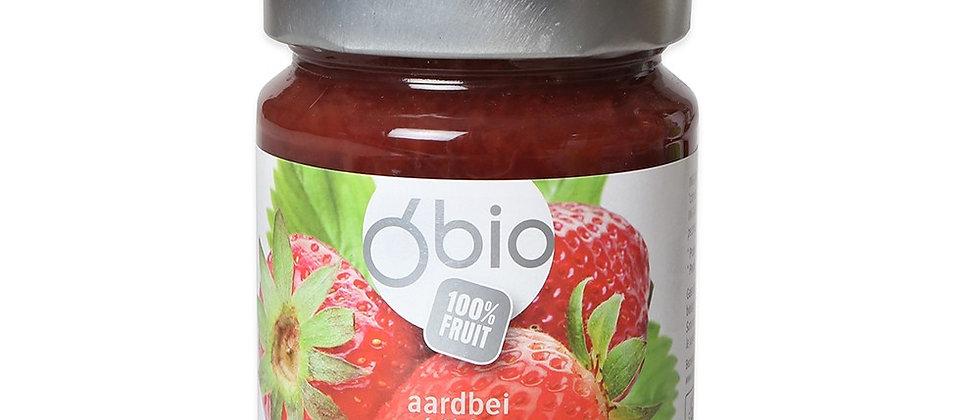 Confiture fraises O'Bio