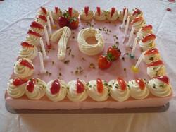 Erdbeer-Schnitten