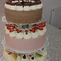 Torte 3-stöckig