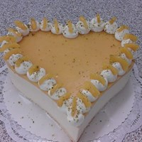 Pfirsich-Mango-Torte