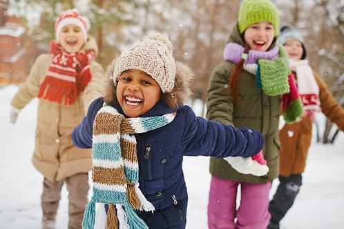 Winter Break Camp Dec 21-23