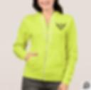 Venture Womens Neon Hoodie