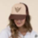 Venture Trucker Hat, Brown