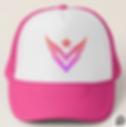 Venture Trucker Hat, Pink