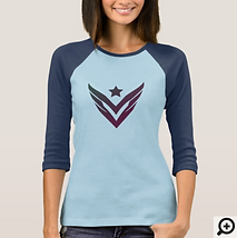 Venture Womens Shirt, Blue