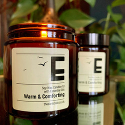 The Earlsdale Scented Soy Candle