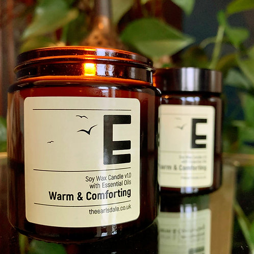 Scented Soy Candle V1.0 by The Earlsdale