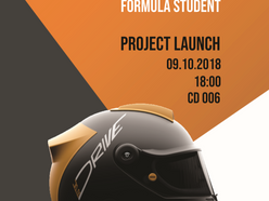 Project Launch - 09.10.2018