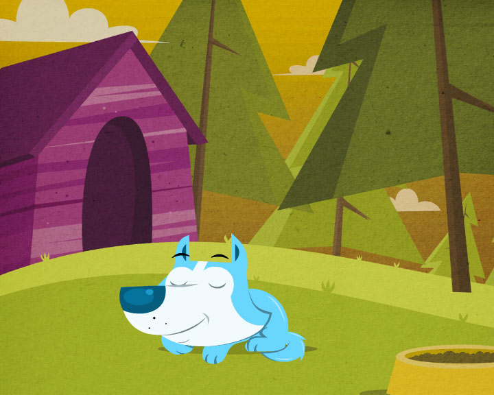 'Animals' Animated Short Clip
