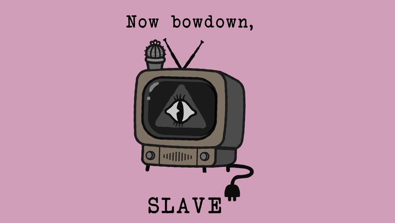 """Now bowdown..."""